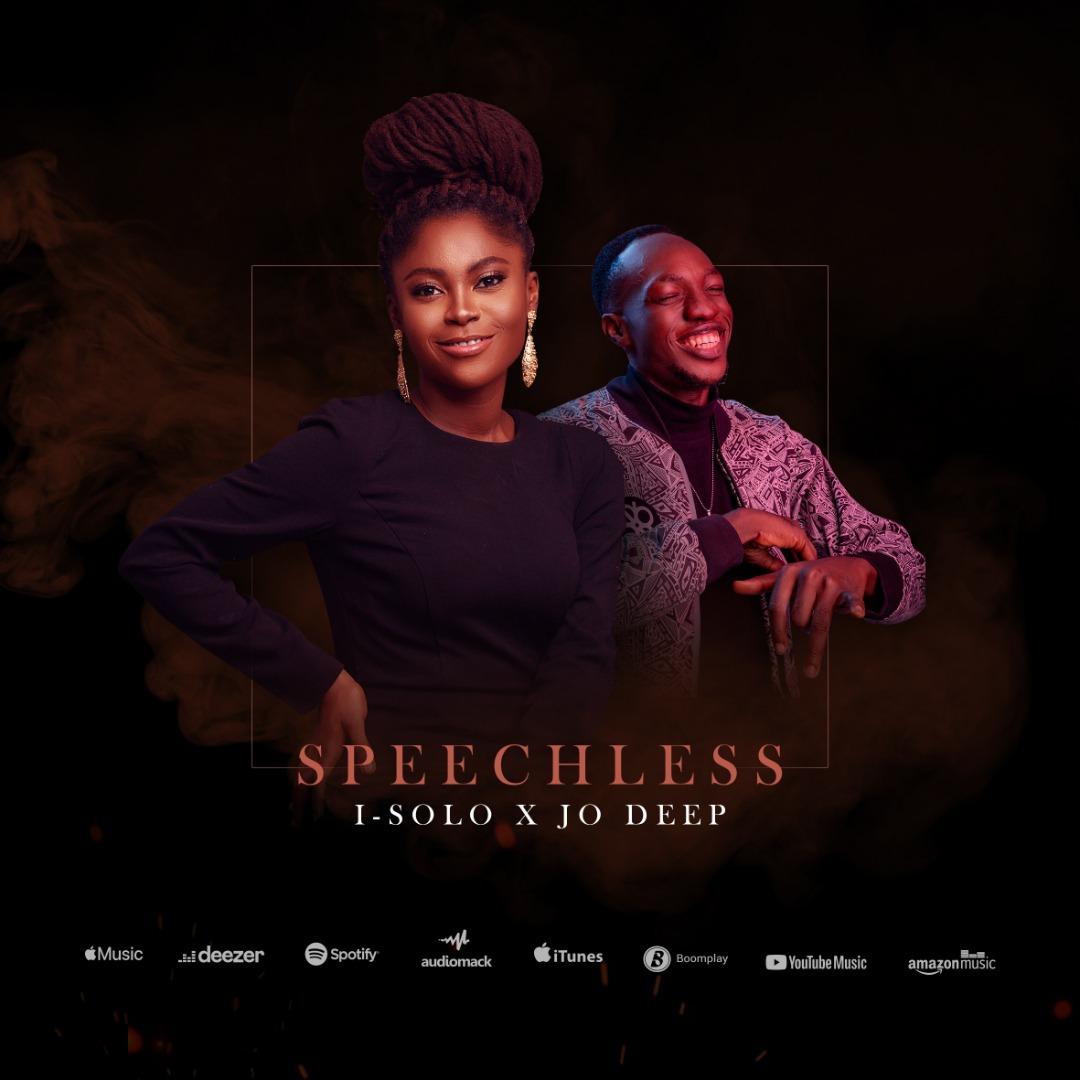 Speechless-iSolo-Featuring-Jodeep-Artwork