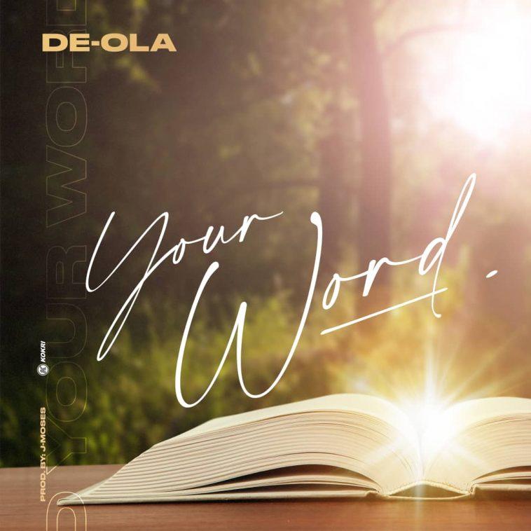DE-OLA_YOUR WORD