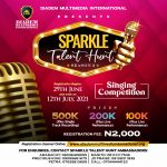 Sparkle Talent Hunt New