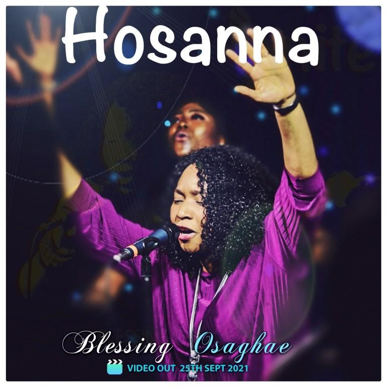 BLESSING OSAGHAE