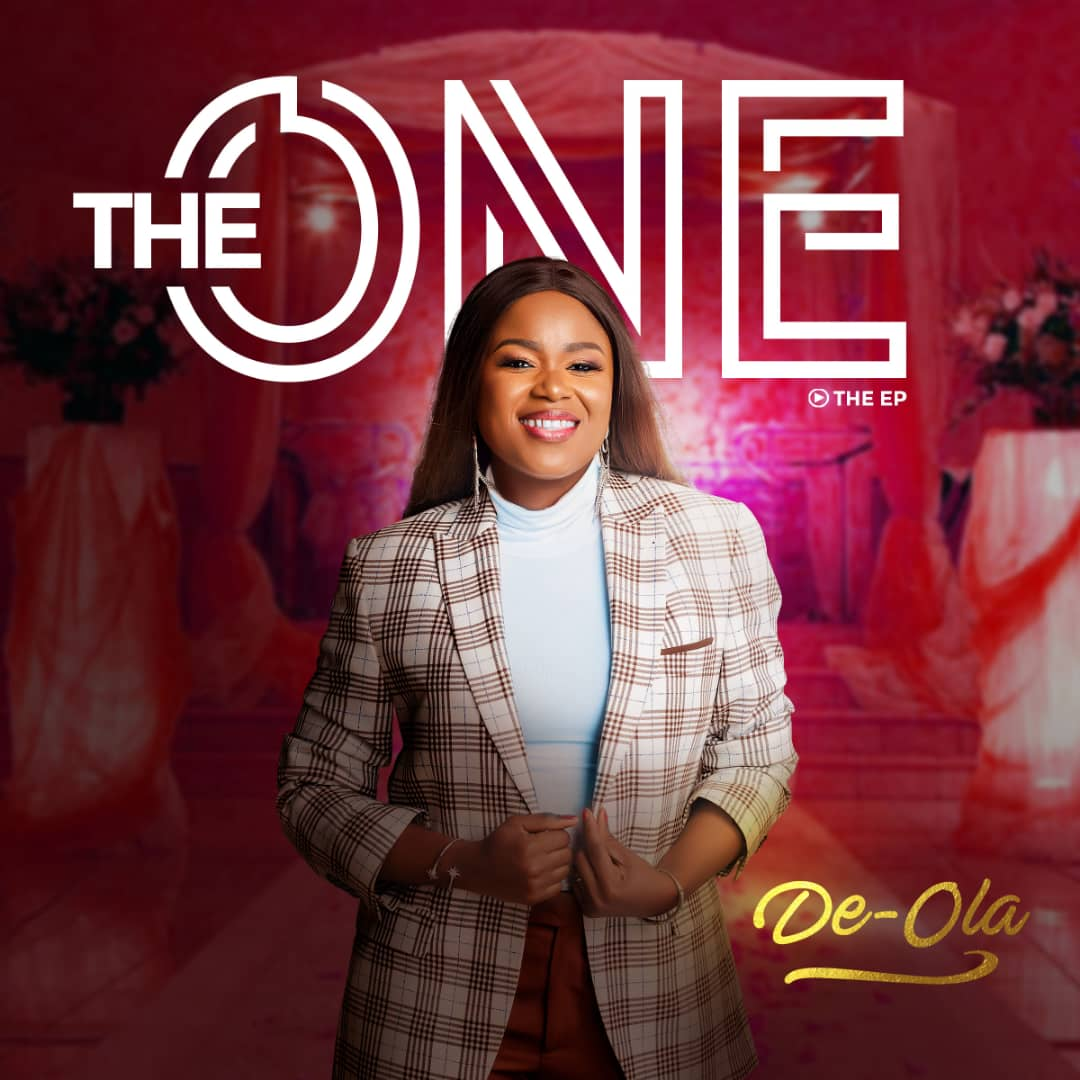 De-Ola - The One EP Cover